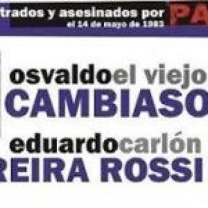Argentina. Carlón y El Viejo, dos apodos para la historia de la lucha revolucionaria