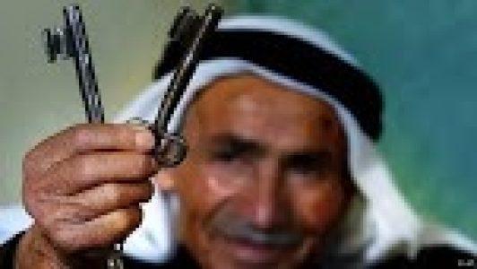 Palestina. Las llaves, símbolo de esperanza ante la Nakba