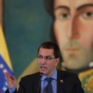 Venezuela. Reitera denuncia por persecución de EE.UU. a buques petroleros
