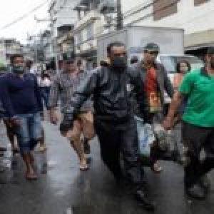 Brasil. Operación policial deja al menos 12 muertos en Rio de Janeiro