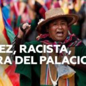 Bolivia. Bloqueos en todo el país contra el régimen de Añez