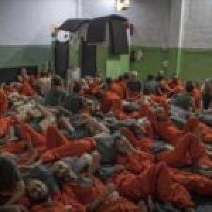 Siria. Varios terroristas huyen de cárcel controlada por EEUU