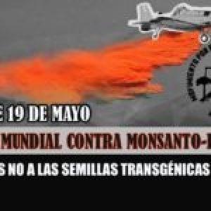 Chile. Movimiento por el Agua y los Territorios exigen Fuera Monsanto-Bayer