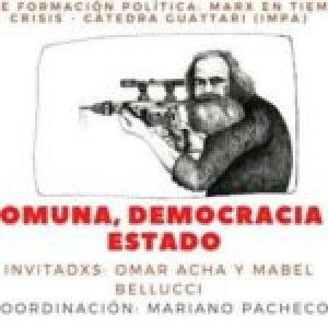 Pensamiento crítico. «Marx en tiempos de crisis», segundo encuentro (video)