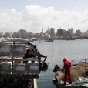 Palestina. Los pescadores en Gaza, entre los ataques de Israel y el miedo a la COVID-19