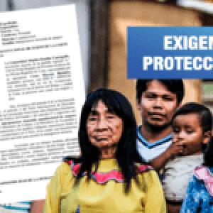 Perú. Comunidad Shipibo-Konibo  demanda a tres ministerios por desatender salud indígena