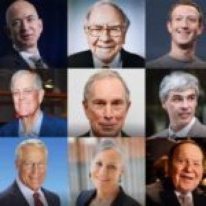 Estados Unidos.   Multimillonarios se enriquecieron aún más con la pandemia