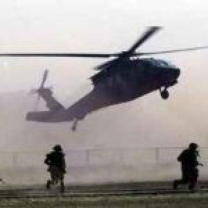 Siria. Desembarco aéreo de Washington y su milicia FDS termina en el secuestro de una persona en Deir Ezzor
