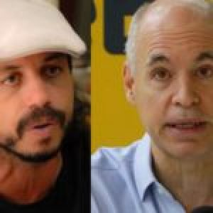 Argentina. Dura reunión de la organización social «La Poderosa» con Larreta