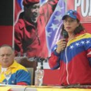 Venezuela.  Tania Díaz: «Un conflicto contra Venezuela desestabilizaría todo el continente»