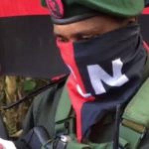 Colombia. ELN desmiente realización de paro armado