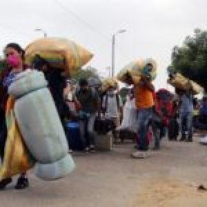 Venezuela. Presidente Maduro denuncia infección intencionada de migrantes venezolanos con Covid-19 desde Colombia