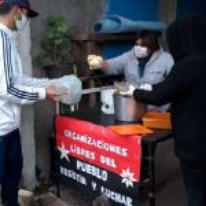 Argentina. Un 25 de mayo donde el hambre empujó a armar más ollas populares