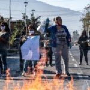 Chile. Protestas en Santiago contra gestión de Piñera ante la Covid-19/ Represión en varias poblaciones / Más ollas comunes contra el hambre
