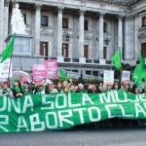 Argentina. Convocan a movilización virtual por el aborto legal