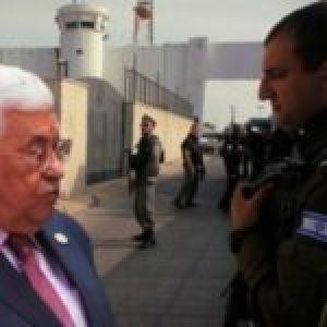 Palestina. Régimen israelí impedirá viajes del presidente palestino Mahmud Abbas