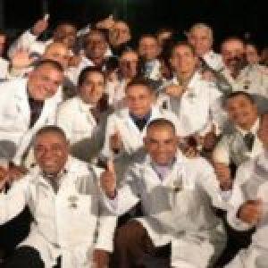 Cuba. Gesta en África, una de las razones para que el Premio Nobel de Paz se otorgue a los médicos y médicas cubanas