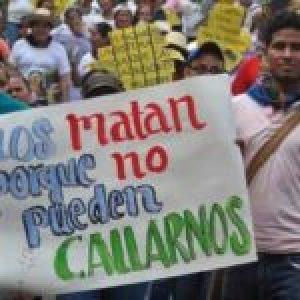 Colombia. La CPI dice que monitorea asesinatos de líderes sociales