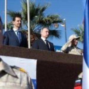Siria. Putin ordena ampliar bases militares rusos