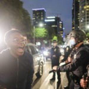 Estados Unidos. Las  principales ciudades  declararon toque de queda / Crecen las protestas (Videos + Fotos)