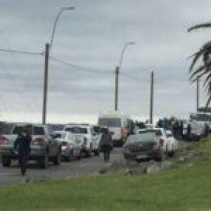 Uruguay. Hallaron a tres infantes de la Marina asesinados en un puesto de guardia de Montevideo