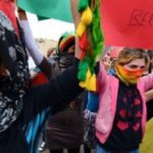 """Kurdistán.""""Las mujeres saben que donde hay guerra, el patriarcado se fortalece"""""""