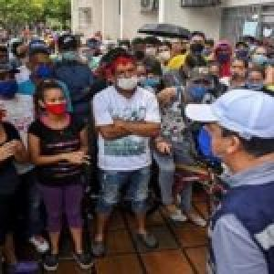 Argentina. Migrantes venezolanos reclaman a Cancillería que gestione con Caracas el regreso a su país