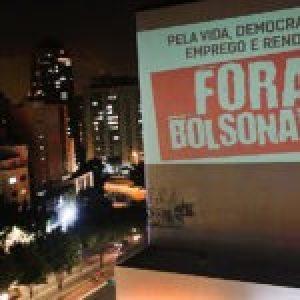 Brasil. Gana fuerza la campaña #Somos70porcento contra Bolsonaro y su gobierno