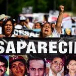 México. México vive una pandemia de desapariciones