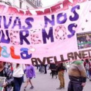 Argentina. Documento Colectivo NiUnaMenos