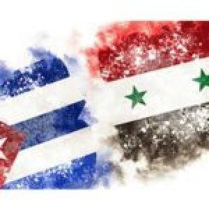 Siria. Ratifica rechazo y condena al bloqueo contra Cuba