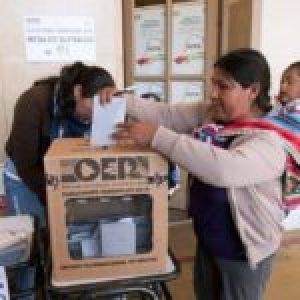 Bolivia iría a elecciones generales el próximo 6 de septiembre