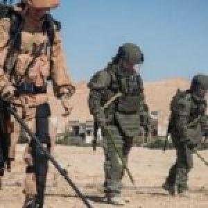 Siria. Desactivan cientos de minas sembradas por terroristas
