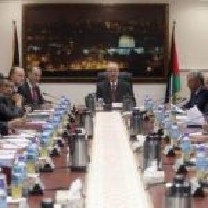 Palestina. Gobierno palestino rechaza chantaje israelí