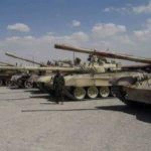 """""""Israel"""" teme el desarrollo del Ejército sirio"""