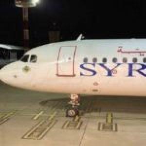 Siria.  Renueva los vuelos hacia Armenia tras una pausa de ocho años