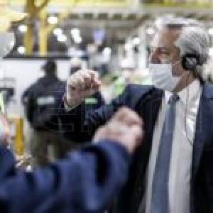 Argentina. Alberto Fernández cree que hay «un capitalismo donde todos ganan»