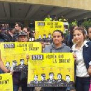 Colombia. Madres de Soacha: Mientras Acevedo siga en el Centro de Memoria Histórica nosotras no estaremos
