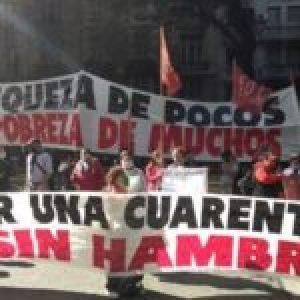 Argentina. Convocan Jornada Nacional de Lucha, con ollas populares y cortes de ruta en todo el país el 11 de junio