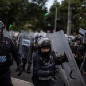 México. Brutalidad policiaca