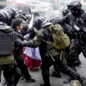 Bolivia. El Estado del Estado