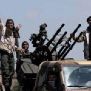 Libia. Fuerzas del general Khalifa Haftar contraatacan en Al-Hishah