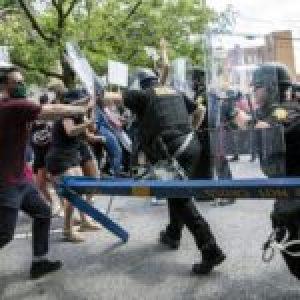 Estados Unidos. Municipalidad de Minneapolis se compromete a desmantelar su policía mientras siguen protestas