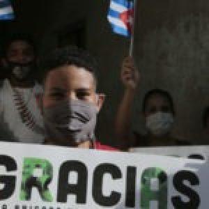 Cuba: Un abrazo de pueblo (fotoreportaje)