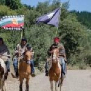 Nación Mapuche. Viuda de líder asesinado confirma amenazas de Carabineros contra su marido