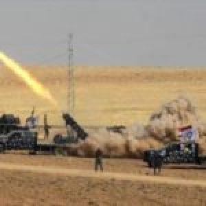 Iraq.  Destruye un reducto importante del Daesh en el norte del país