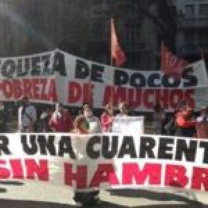 Argentina. Este jueves Jornada Nacional de Lucha, con ollas populares y cortes de ruta en todo el país el 11 de junio