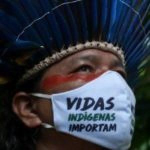 Brasil. Se registran 240 indígenas fallecidos por Covid-19