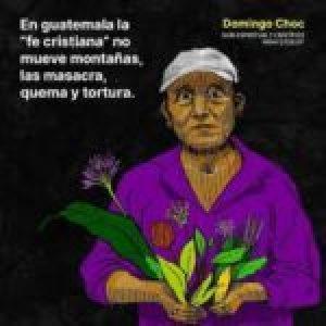 Guatemala. Claves para entender el asesinato de Domingo Choc, guía espiritual Maya asesinado.