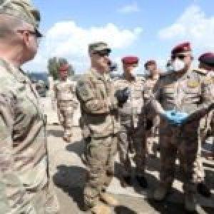 """Irak. EEUU """"continuará reduciendo"""" su presencia militar , según declaración conjunta entre ambos gobiernos"""